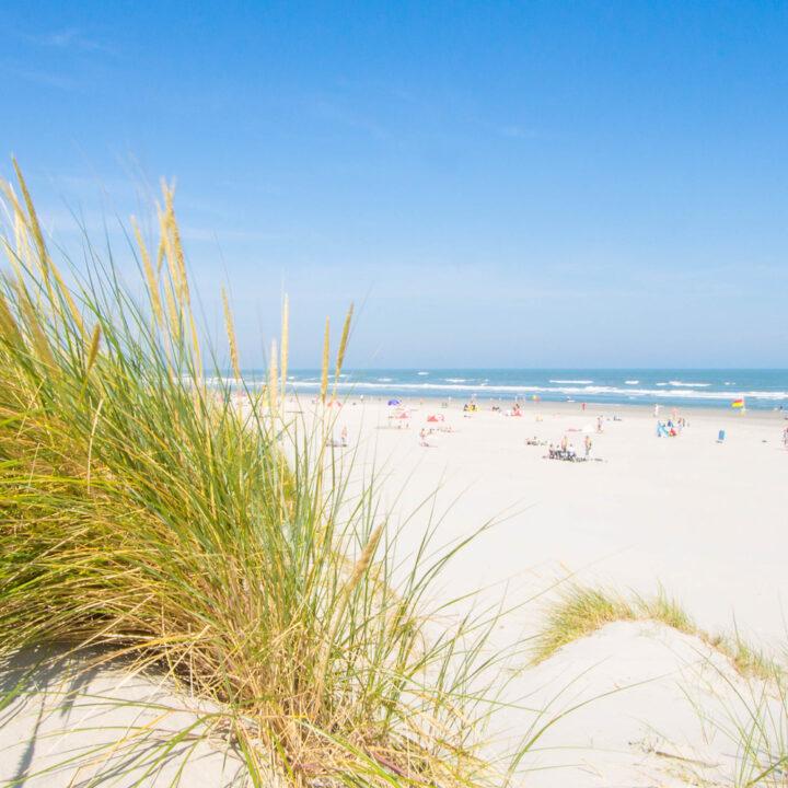 Stranden van Ameland