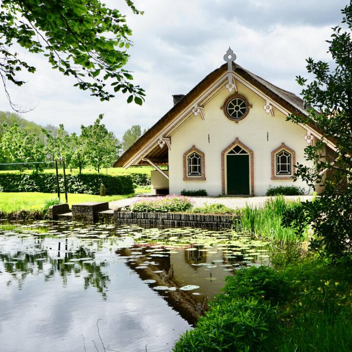 Vakantiehuis in Linschoten