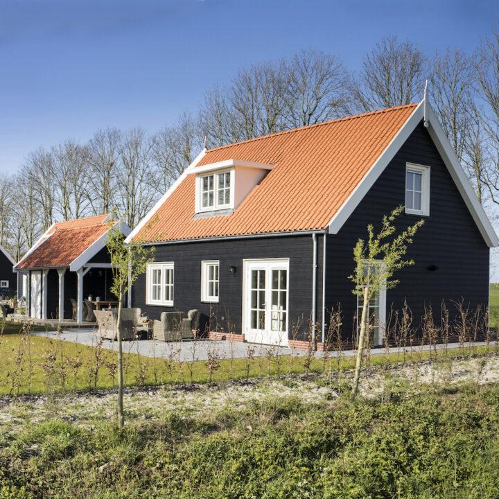 Luxe vakantiehuis in Zeeland