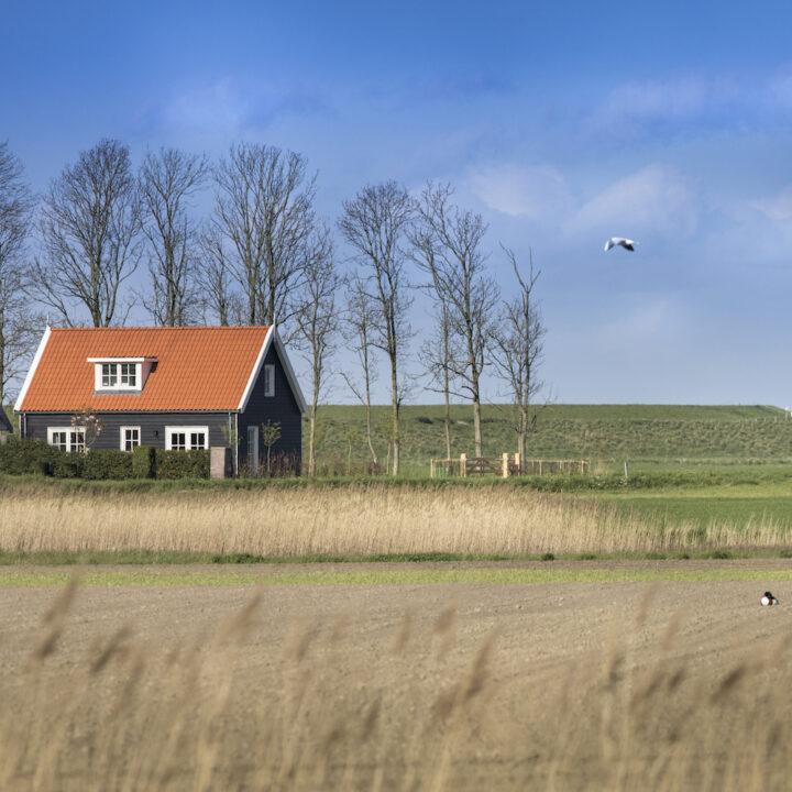 Vakantiehuis in Zeeland bij de Oosterschelde
