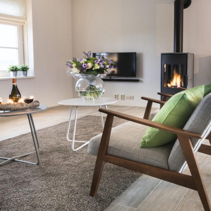 Vakantiehuis met houtkachel in Zeeland