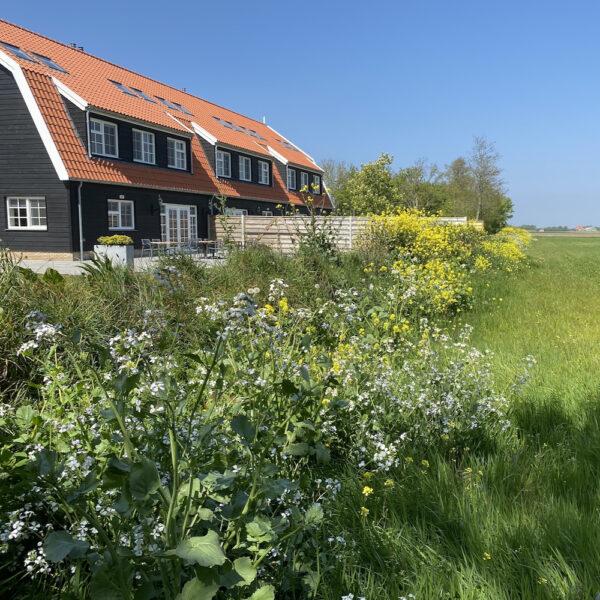 Nieuw Leven voor een weekendje weg of vakantie op Texel, duurzaam vakantieadres