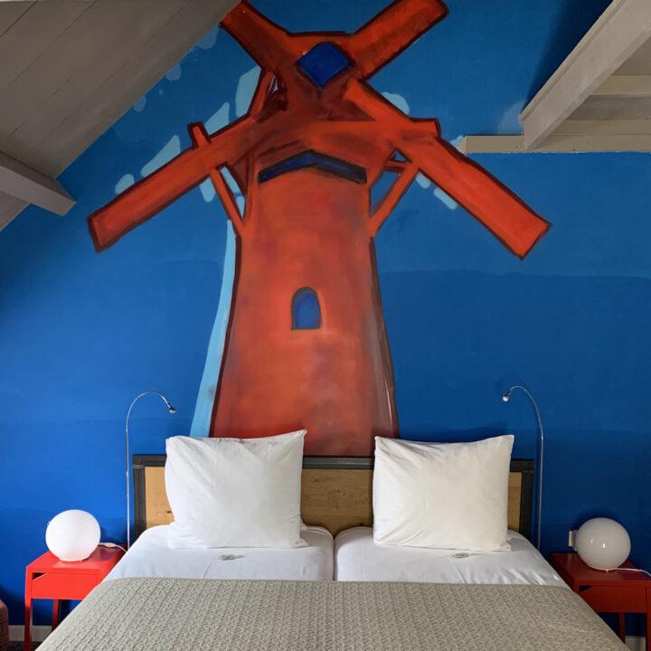 Hollandse molen van Hollandse meester