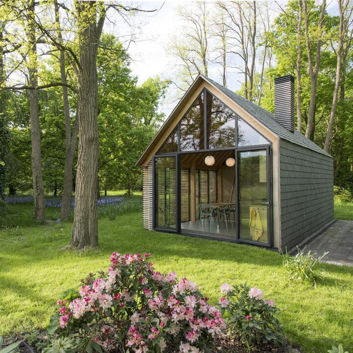 Design vakantiehuis op de Utrechtse Heuvelrug