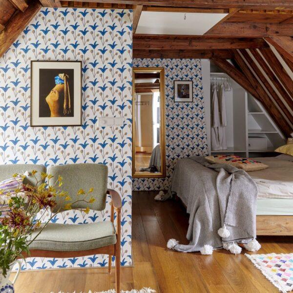 B&B kamer in het centrum van Amsterdam