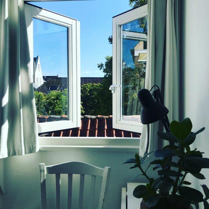 Open ramen met zicht op Den Bosch