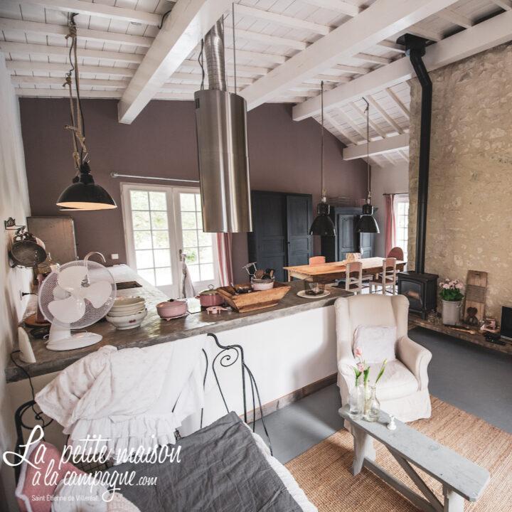 2-persoons romantisch vakantiehuis in Frankrijk