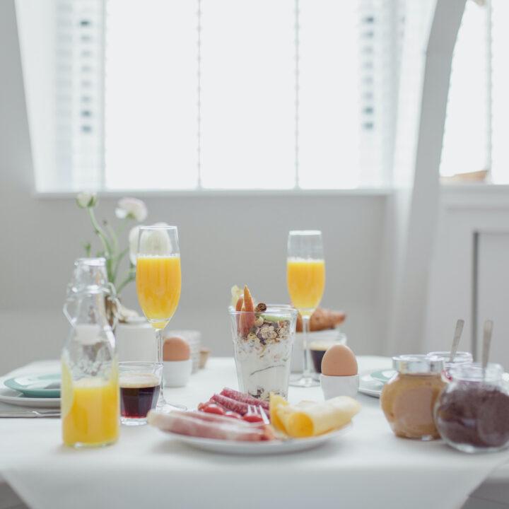 Ontbijt bij Studio de Bilt