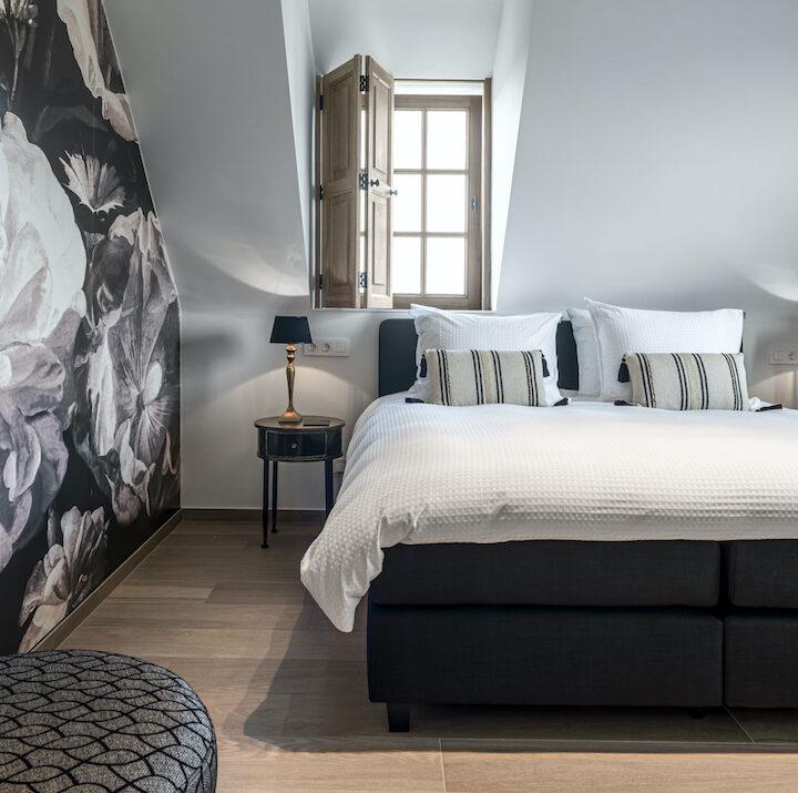 Luxe en stijlvolle B&B kamer
