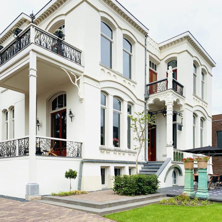 Bijzonder hotel bij Tilburg