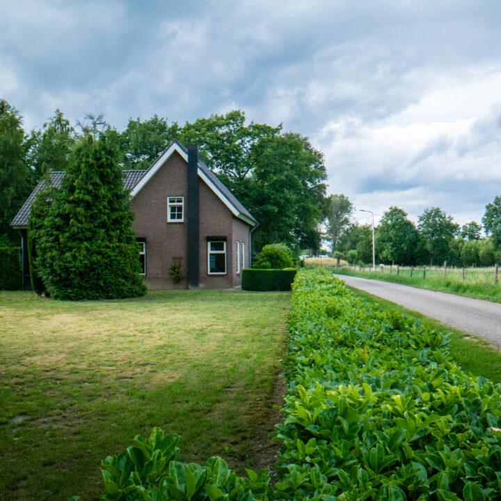 Vrijstaand vakantiehuis in Zeeland