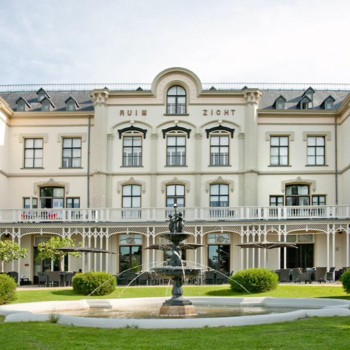 Bijzonder historisch hotel in Doetinchem