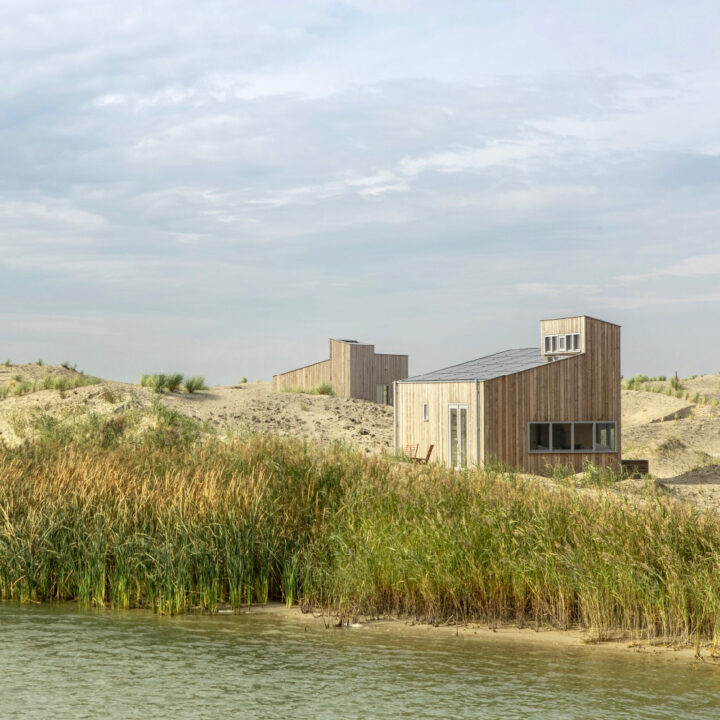 Duurzame vakantiehuizen op Landal Marker Wadden