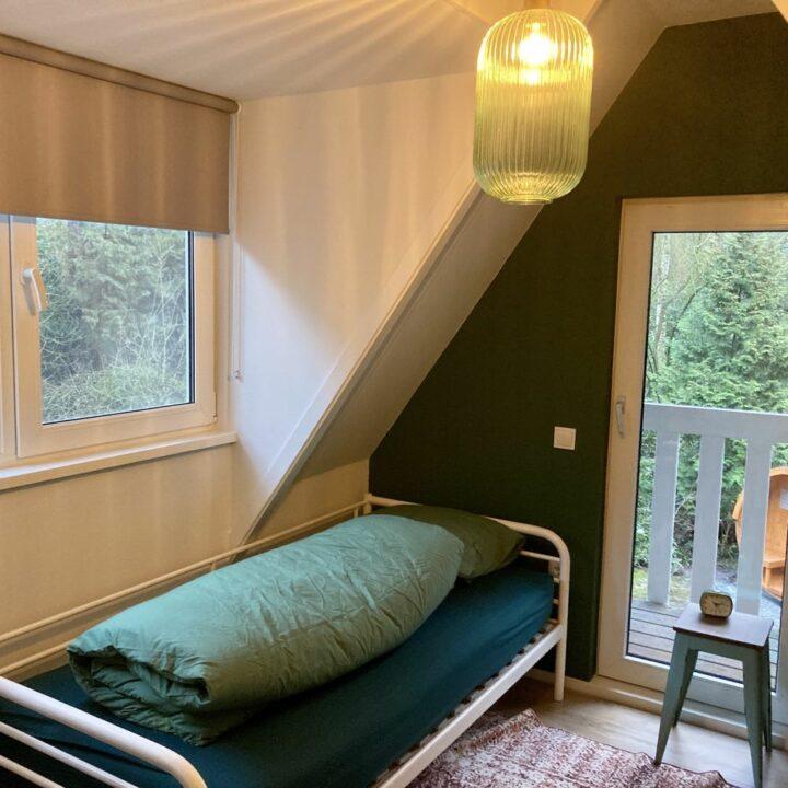 Vakantiehuisje met drie slaapkamers