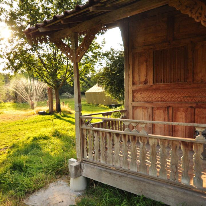 Authentiek Balinees huisje