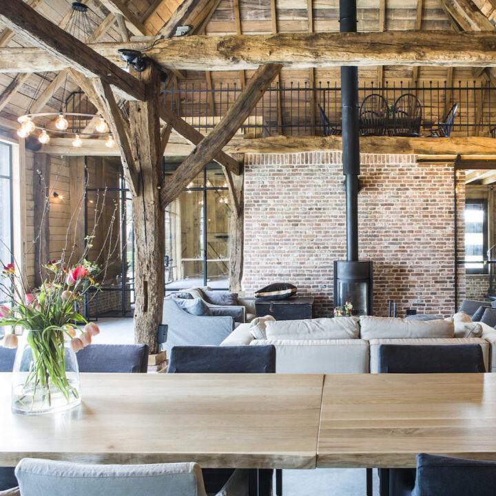 Een bijzondere werkplek in Brabant