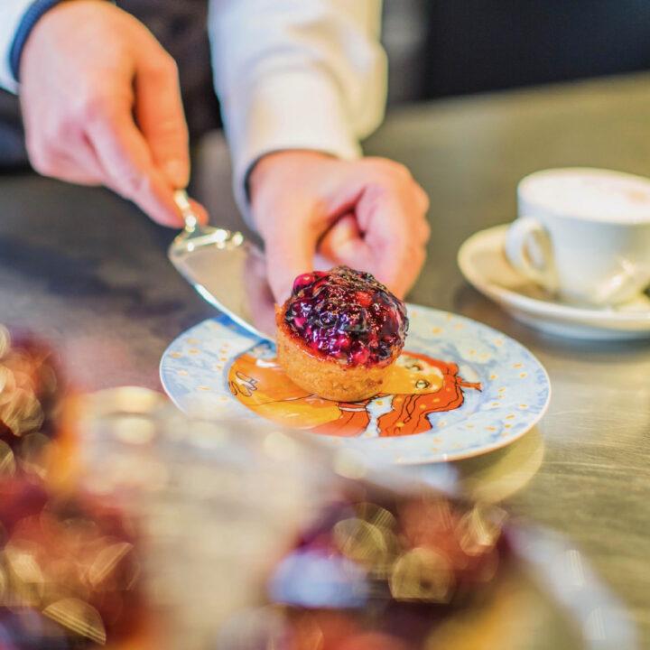 Zoete lekkernijen van Grand Café Groeneveld in Baarn