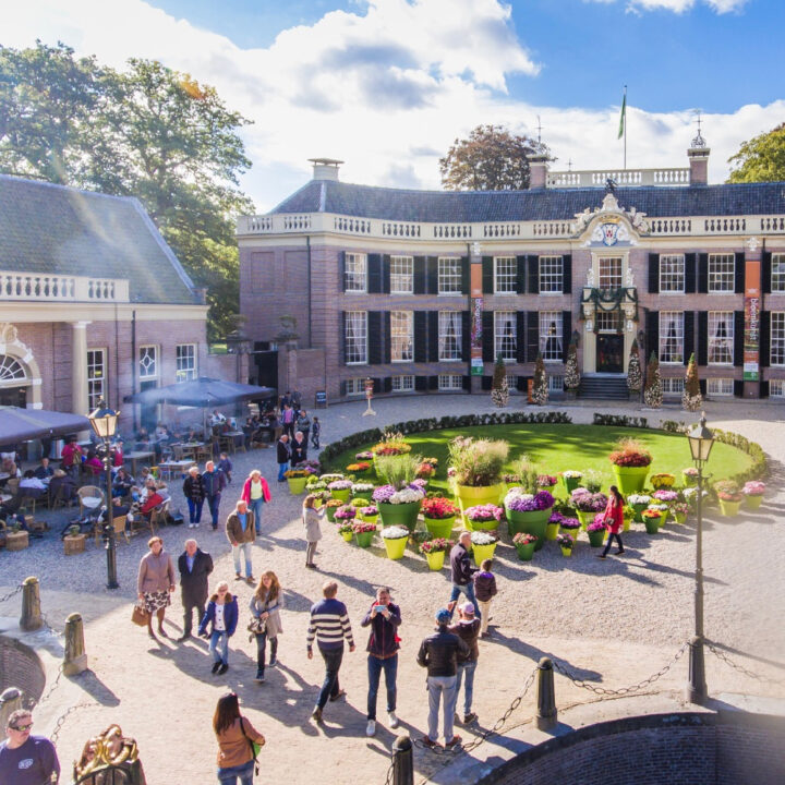 Landgoed Kasteel Groeneveld in Baarn