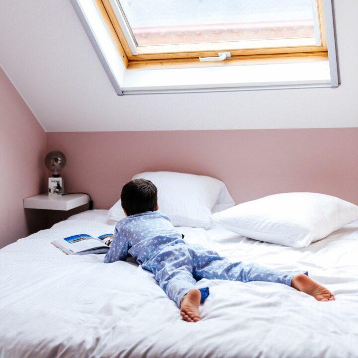 Villa Plage is een kindvriendelijk vakantiehuis in Oostende