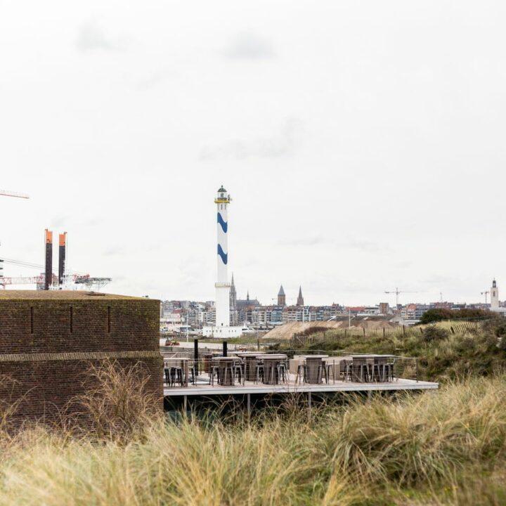 Vakantie in Oostende aan zee in België