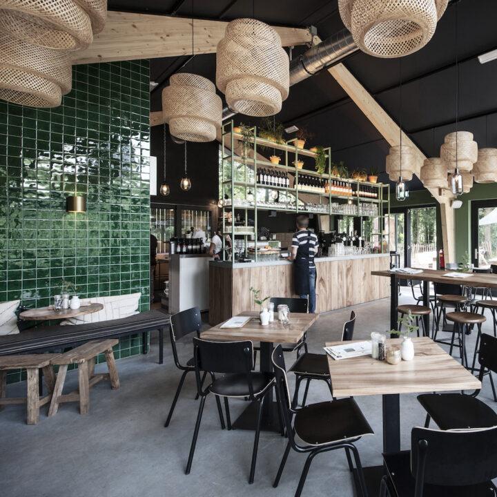 Hip restaurant op de Utrechtse Heuvelrug