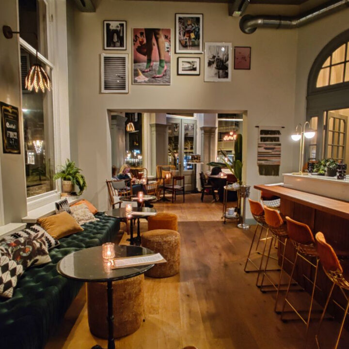 Bar lounge in Deventer
