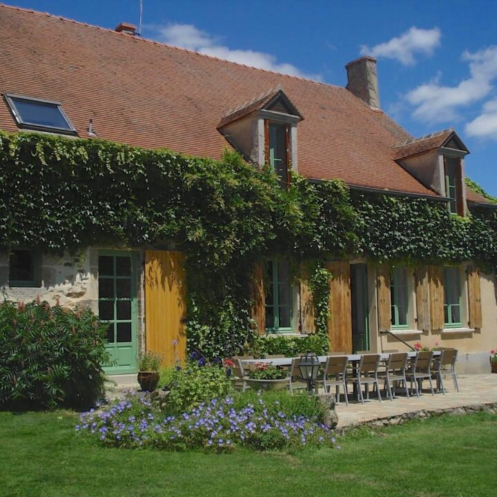 B&B in Le Berry