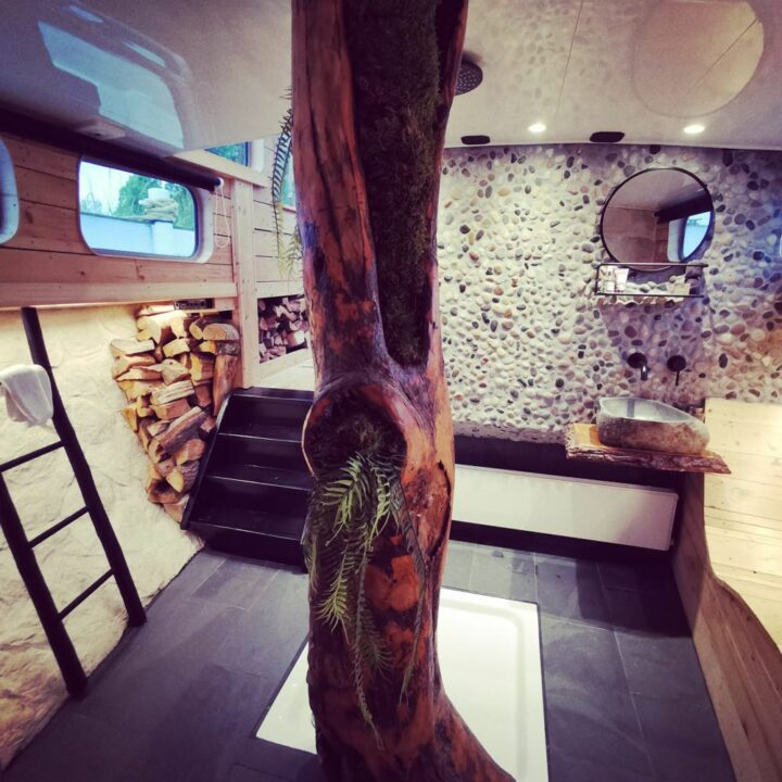 Overnachting met sauna in Nederland