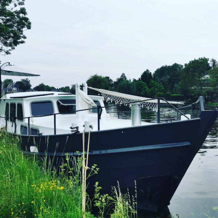 Overnachten zonder kinderen op de Oude Rijn