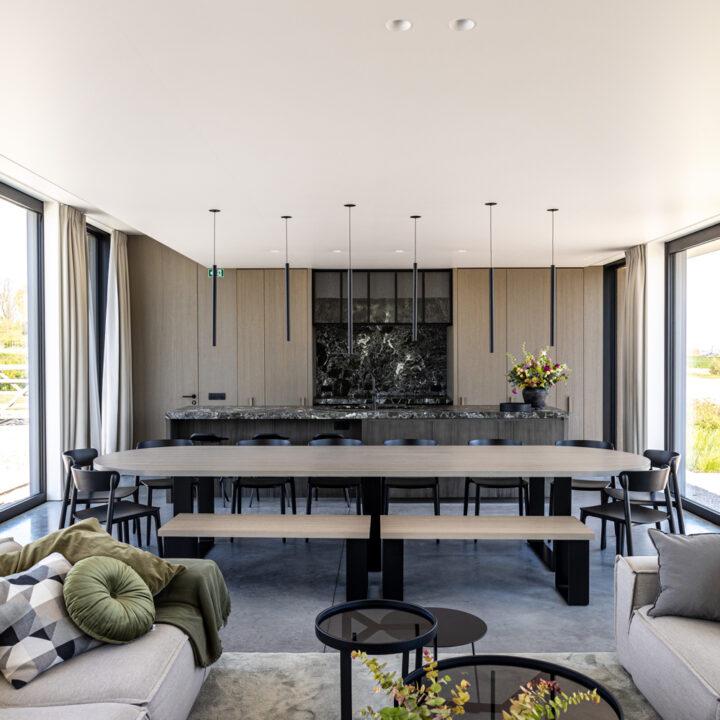 Design vakantiehuis België